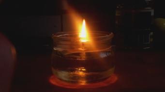 Lampe simple